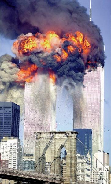 テロ 911